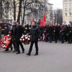 Moscú rinde homenaje al Comandante en la Plaza Fidel Castro