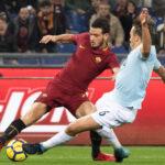 Liga de Italia: El Roma se impuso en el derbi italiano 2-1 frente al Lazio