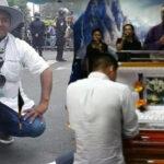 El Salvador: Periodistas rinden tributo a camarógrafo de prensa asesinado