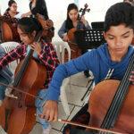 Papa Francisco: Sinfónica de niños tocará durante su visita a Palacio (Fotos)