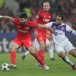 Champions League: Maribor en el descuento empata 1-1 con el Spartak Moscú