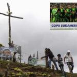 Chapecoense: A un año de la tragedia hay huellas vivas donde cayó el avión