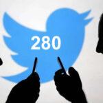 Twitter aplica a todos sus usuarios el límite de 280 caracteres por mensaje