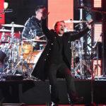 """Icónica banda U2 ofrece un histórico concierto en la capital del """"bréxit"""""""