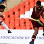 Sudamericano Sub 15: Perú invicto en el Grupo B con empate ante Venezuela
