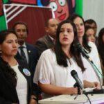 Verónika Mendoza critica denuncias constitucionales contra Pablo Sánchez y TC