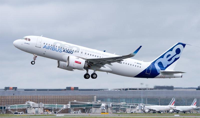 Volaris adquiere 80 aeronaves Airbus A320neo