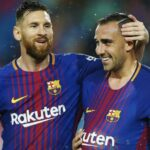 Barcelona con doblete de Paco Alcácer gana 2-1 a Sevilla por la Liga española