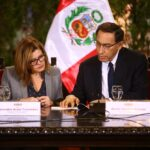 Mercedes Aráoz: Chávarry usa fiscalía para amedrentar al presidente Vizcarra