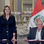 Mercedes Aráoz: Ley de cannabis medicinal da calidad de vida