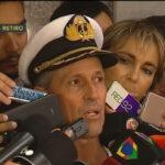 Argentina: Armada captó ruido en la zona de búsqueda de submarino (VIDEO)