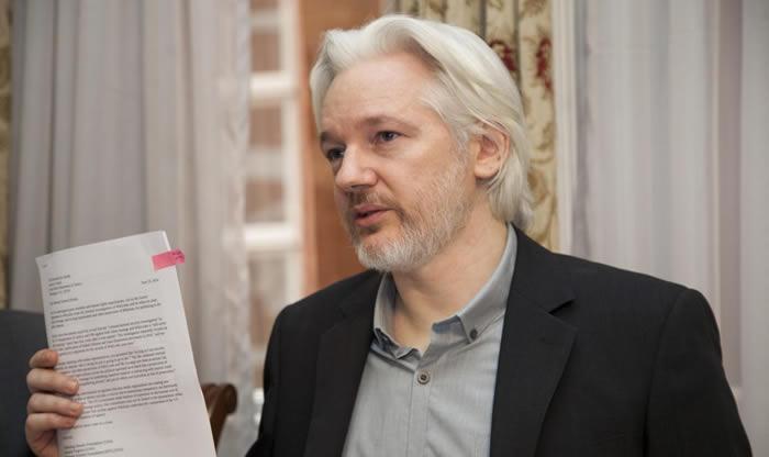 Afirman que expresiones de Julian Assange no representan a Ecuador