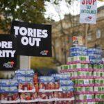 Reino Unido: Protestas contra la austeridad se extienden por todo el país