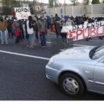 Cataluña: Huelga por la libertad de independentistas paraliza la capital