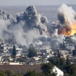 Trump intensificóbombardeos aéreos al Estado Islámico tras atentado en Nueva York (VIDEO)