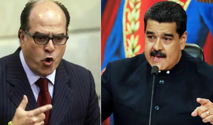 Oposición venezolana nombra delegados para diálogo con gobierno
