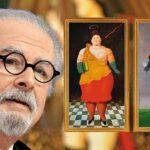 Francia: Hombre roba sin dificultad una escultura de Botero en París