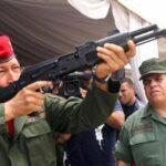Venezuela espera abrir en 2018 fábrica de fusiles Kalashnikov
