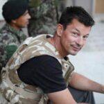 RSF exige liberación de periodista británico secuestrado por EI hace 5 años
