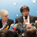 Puigdemont prepara su defensa tras apoyo de Fiscalía belga a su entrega