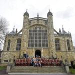 Príncipe Enrique y Meghan Markle se casarán en mayo en el castillo de Windsor