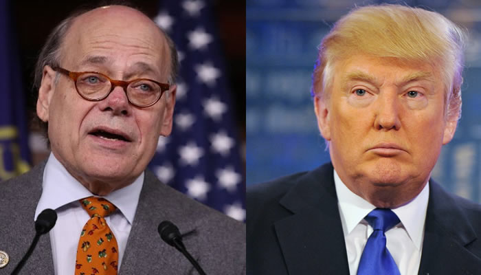 Demócratas presentan iniciativa de impeachment contra Trump