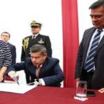 Congreso promulga ley de pensiones para Fuerzas Armadas y Policía Nacional