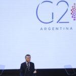 Shinzo Abe destaca importancia del G20 para luchar contra el proteccionismo