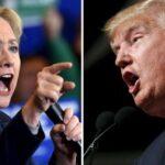 Trump insiste en que se abra una investigación a Hillary Clinton