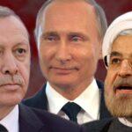 Erdogan, Putin y Rohani analizarán el 22 de noviembre la guerra en Siria