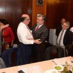 Chile: Guillier se reúne con bancada de la DC en paso previo a alianza (VIDEO)