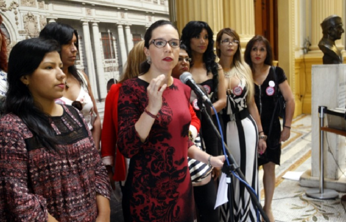 Kenji Fujimori lanzó mensaje en apoyo a Marisa Glave e Indira Huilca
