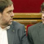 España: Aliados de Puigdemont optan por ir separados en comicios regionales