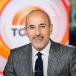NBC despidió apresentador Matt Lauer por comportamiento sexual inadecuado