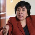 Magistrada dice Perú afronta escenario golpista tras investigación al TC