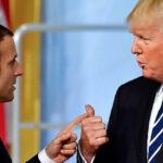 """Francia: Macron le pidió a Trump evitar convertir a Irán en """"nueva Corea del Norte"""""""