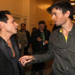 Enrique Iglesias y Marc Anthony abren mañana festival musical dominicano