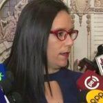 Marisa Glave: Se ha roto equilibrio de poderes con denuncia contra Fiscal