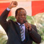 Zimbabue: Mnangagwa fue designado para ser Presidente provisional