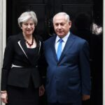 May dice a Netanyahu asentamientos ilegales israelíes dificultan la paz