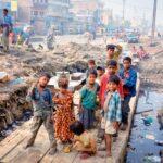 Unicef: Uno de cada doce niños en todo el mundo vive peor que sus padres