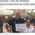 Prensa de Nueva Zelanda destaca hospitalidad de peruanos