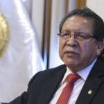 Fiscal de la Nación Pablo Sánchez reitera respeto a libertad de prensa