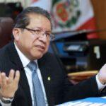 Junta de Fiscales expresa respaldo a Pablo Sánchez