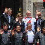 Selección peruana: Gareca agradece homenaje de Presidencia (VIDEO)
