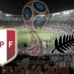 Mundial Rusia 2018: Programación de los partidos del repechaje