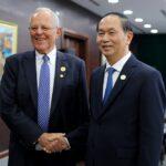 APEC: Perú y Vietnam acuerdan fortalecer relaciones bilaterales