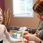 R.Unido: Reconstruyen 80% de la piel de un niño con una técnica genética