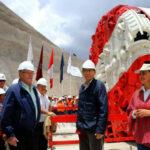 PPK destaca inicio de obras de túnel trasandinoMajes-Siguas II