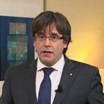 Puigdemont asegura no ha huido y quiere ser candidato en elecciones 21-D